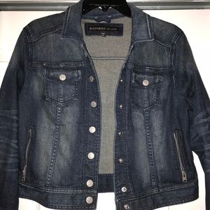 Like New! Denim Jacket